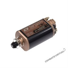 Infinity CNC 45000 Motor - Short Axle