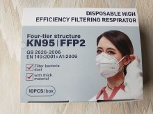 KN95 Disposable Face Mask (10 Pack)