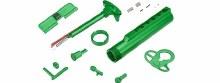 Lancer External Pro Part Set - Green