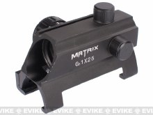 Matrix Real Steel R/G Scope for MP5/G3