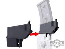 Odin M12 Speedloader Adapter for G36