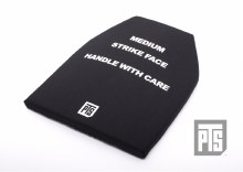 PTS SAPI Dummy Plate (Front & Back) - M