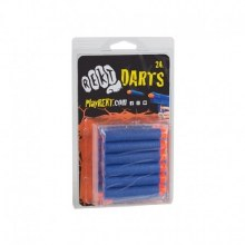 REKT Foam Darts - 24ct.