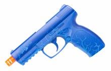 REKT OPFour Co2 Foam Dart Pistol in Blue