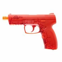 REKT OPFour Co2 Foam Dart Pistol in Red