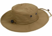 Rothco Adjustable Boonie Hat - Coyote