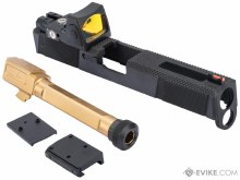 SAI Slide w/ Red Dot Sight for Glock 17
