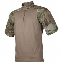 Short Sleeve Combat Shirt in MultiCam- L