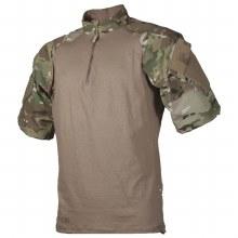 Short Sleeve Combat Shirt in MultiCam- L