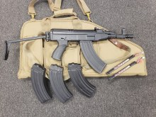 Used Ares VZ-58 Compact Package