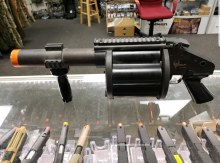 Used Craft Apple Works Grenade Launcher