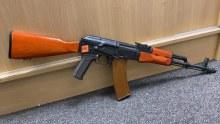 Used CYMA Full Metal & Real Wood AK