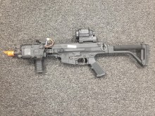 Used Echo1 XCR by VFC Package