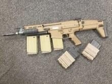 Used VFC Scar-H in Tan Package