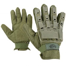 V-Tac Full Finger Gloves in OD - XL