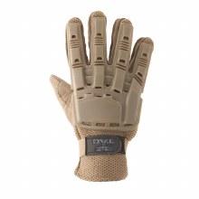 V-Tac Full Finger Gloves in TAN - M