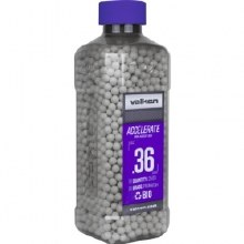 Valken .36g Accelerate BBs - 2500rds