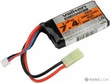Valken 7.4v PEQ 1300mAh Li-Po Battery