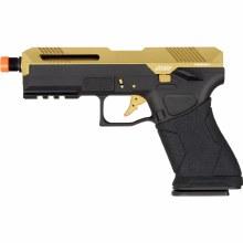 Valken AVP17 GBB Pistol in Gold