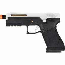 Valken AVP17 GBB Pistol in Silver
