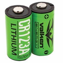 Valken Energy CR123 Battery