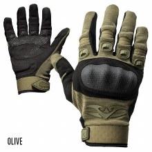 Valken Zulu Gloves in Green - S