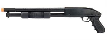 UKArms P388 Spring Shotgun - Black