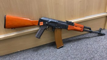 Used CYMA Full Metal & Real Wood AK