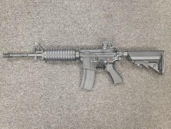 Used Full Metal G&G M4