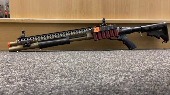 Used JAG Arms SPX HPA Tapped Scattergun