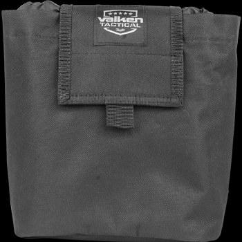 Valken Folding Dump Pouch - Black