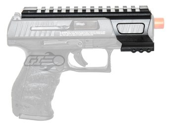 Walther PPQ Full Metal Rail