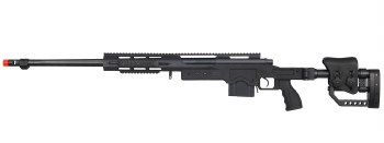 Well 4411B Sniper Rifle w/ Fluted Barrel