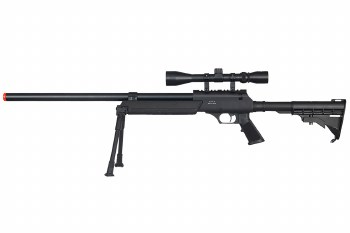 WELL MB06 Sniper Rifle Package in Black