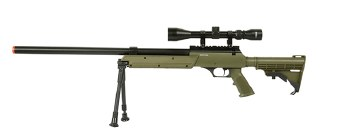 WELL MB06 Sniper Rifle Package in Green
