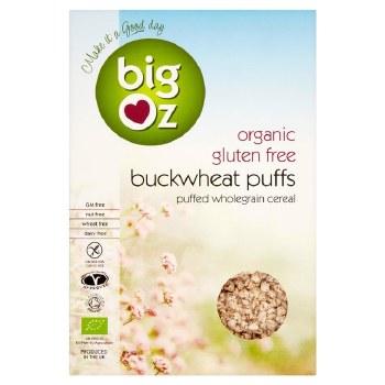 Org Buckwheat G/F Puffs