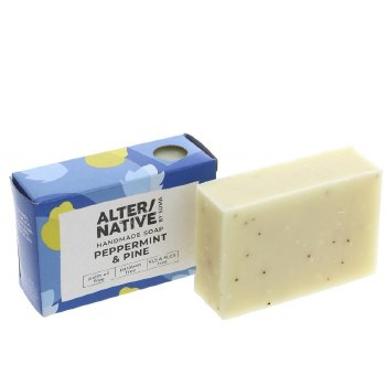 Alter/native Soap Peppermint