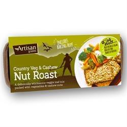Artisan Grains Nut Roast Veg