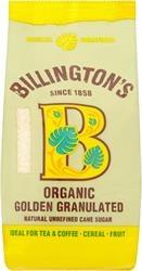 Billingtons Organic Granulated Sugar