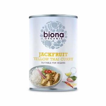 Organic Thai Curry Jackfruit