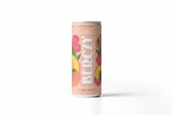 Peach & Raspberry Hard Seltzer