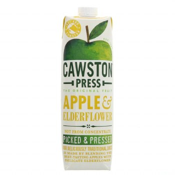 Cawston Apple & Elderflower