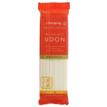 Brown Rice Udon Noodles Org