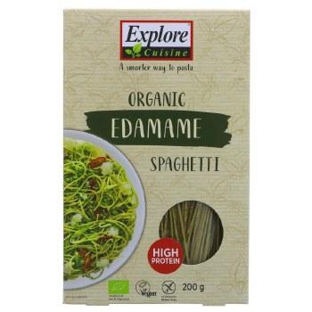Explore Edamame Bean Spaghetti