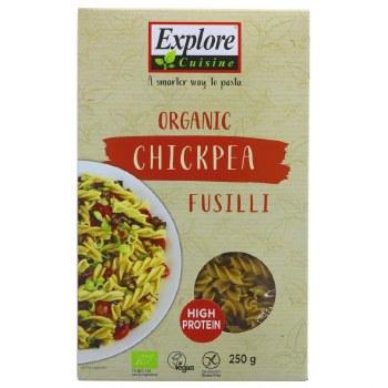 Explore Chickpea Fusilli