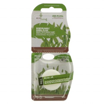 Ecoliving Dental Floss Single