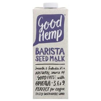 Good Hemp Seed Drink Barista