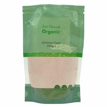 Org Quinoa Flour 500g