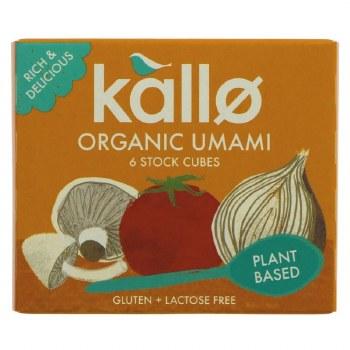 Organic Umami Stock Cubes
