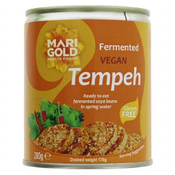 Marigold Tempeh In Cans
